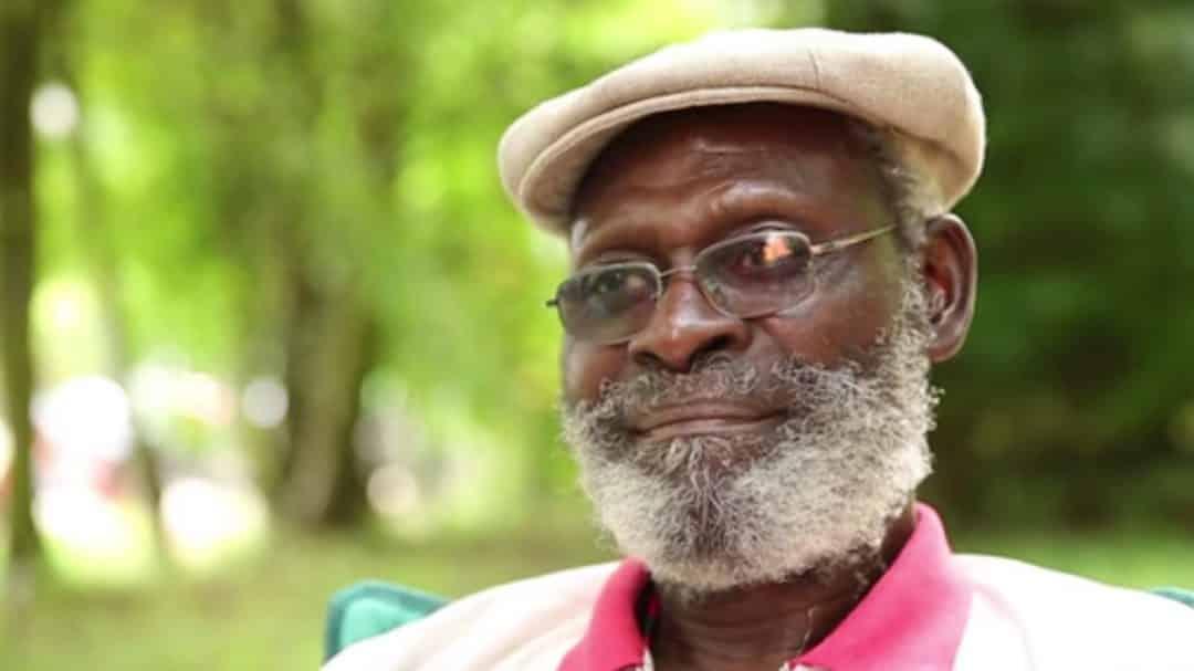 Gilbert | un grand père heureux