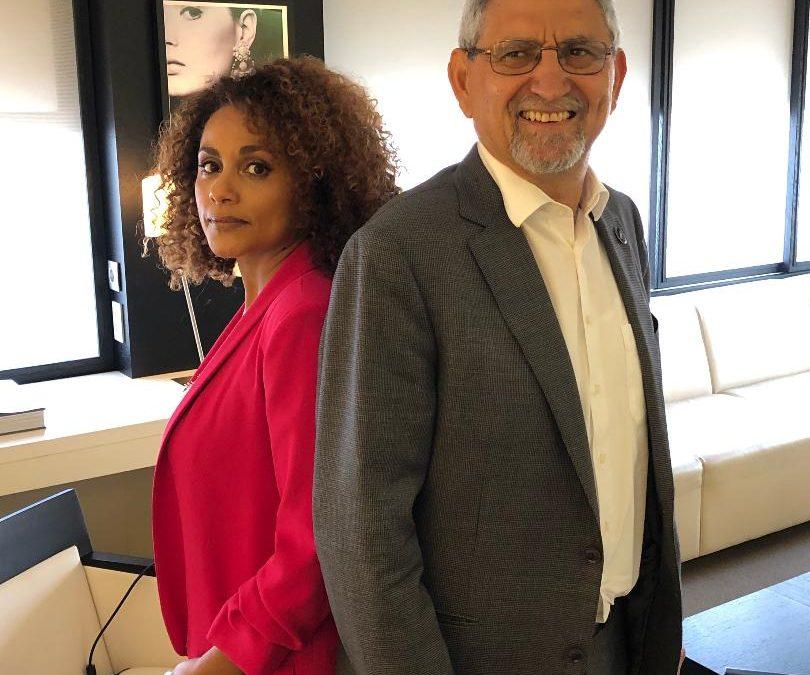 Interview à Bruxelles de Jorge Carlos Fonseca, Président du Cap-Vert
